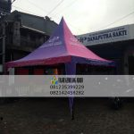 Spesialis tenda Kerucut Murah Surabaya