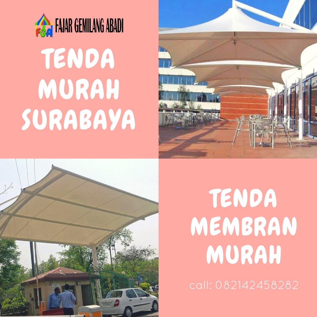 Tenda Membran Murah Surabaya