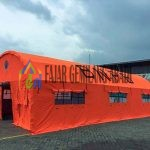 Melayani pembuatan Tenda Rumah Sakit Darurat